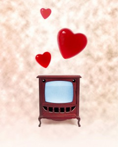 Oh TV, you're so comfortingly numbing. Pivture by Robert Couse-Baker via Flickr Creative Commons