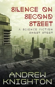Silence on Second Street - High Resolution