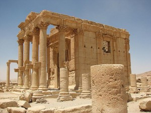 Picture of Palmyra by reibai via Flickr Creative Commons