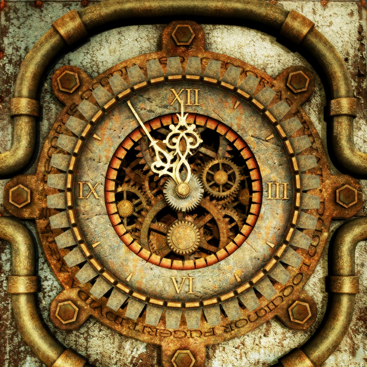 One Cog Dreaming – a steampunk short story