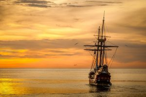 Sailors' Stories – a flash historical story