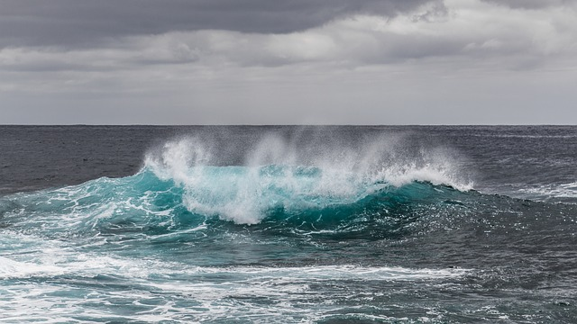 The Ocean's Child – a flash fantasy story
