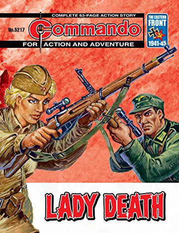 Out Now – Lady Death