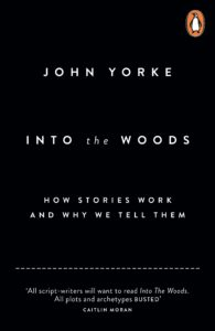 The book cover of Into the Woods