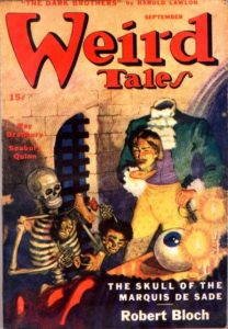 Weird Tales cover