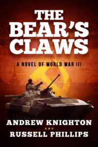 Cover of the book The Bear's Claws by Andrew Knighton and Russell Phillips