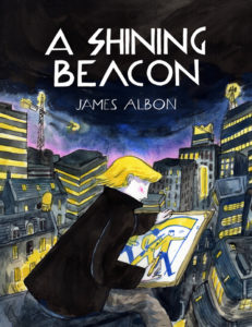 Cover of A Shining Beacon by James Albon