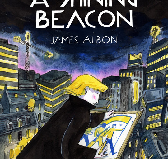 Speculating Slightly – A Shining Beacon by James Albon