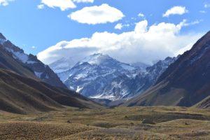 Adean mountains