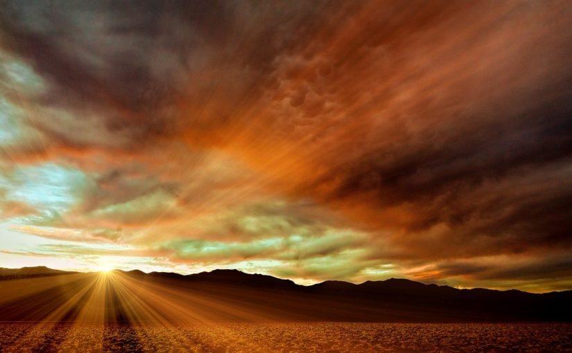 Dread the Dawn – a flash fantasy story