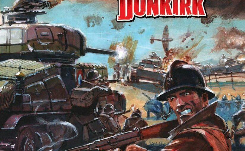 Durand's Dunkirk – A Commando Comic