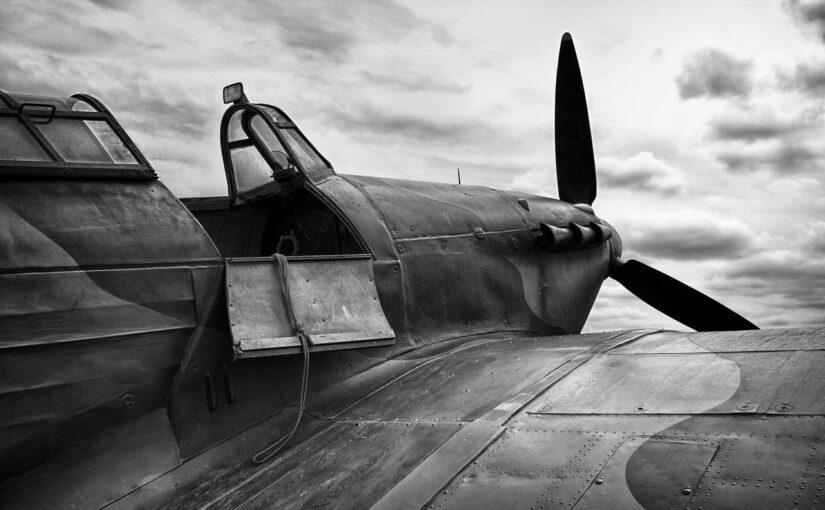 The Pilot – a historical short story