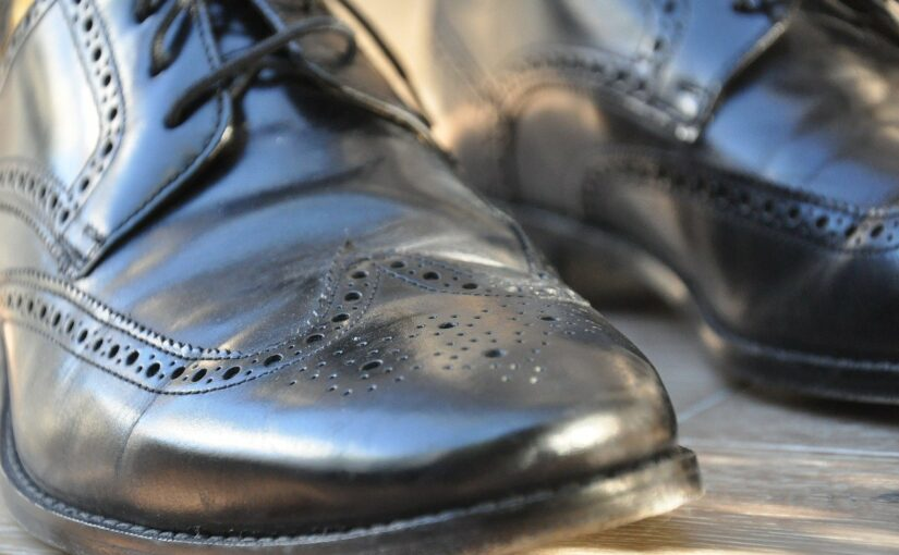 Leather-Soled Shoes – a fantasy short story