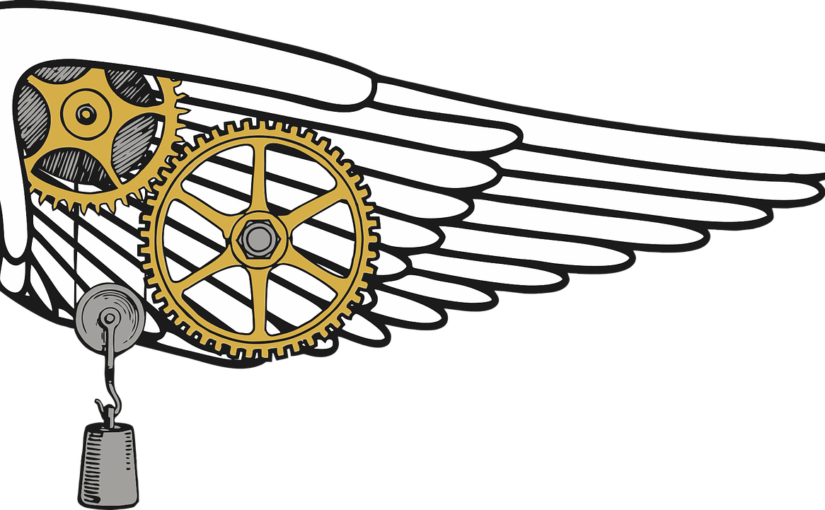 How We Fly – a steampunk short story